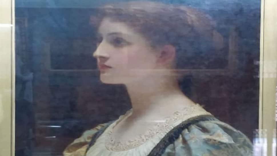 વડોદરાનું 140 વર્ષ જૂનું 'કોરોના પેઈન્ટિંગ' બન્યું ટોકિંગ પોઈન્ટ, જેનું કનેક્શન એક સ્ત્રી સાથે છે