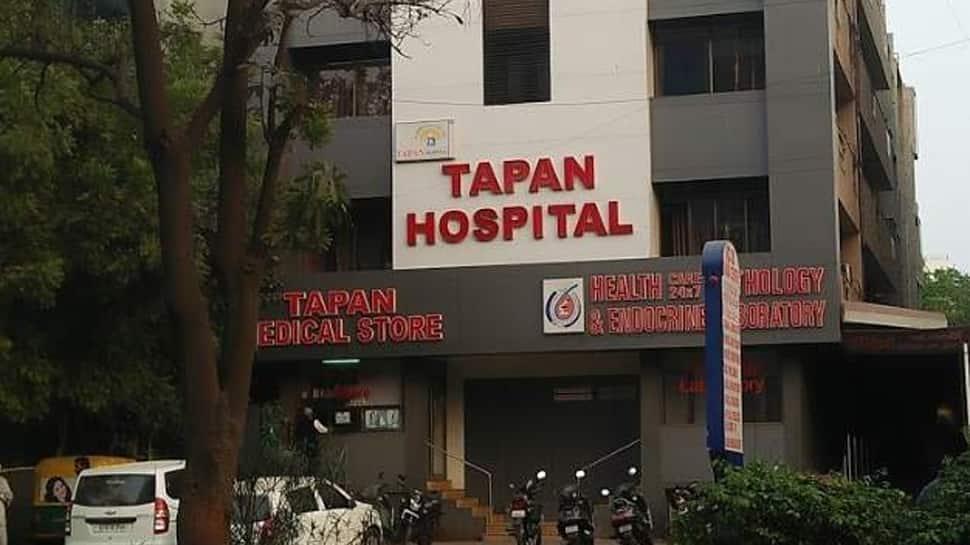 અમદાવાદ: CORONA દેશ માટે સંકટ પણ તપન (ખાનગી) હોસ્પિટલ માટે સુવર્ણકાળ લઇને આવ્યો