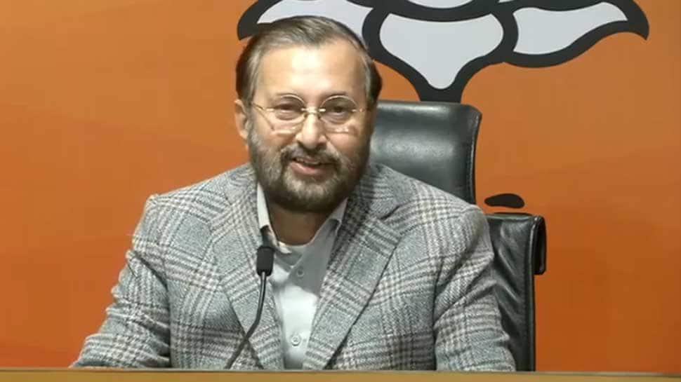 રાજસ્થાનમાં BJP ની ઝળહળતી જીત, Prakash Javadekar એ કહ્યું- 'ખેડૂતોએ કૃષિ કાયદા પર જતાવ્યો ભરોસો'
