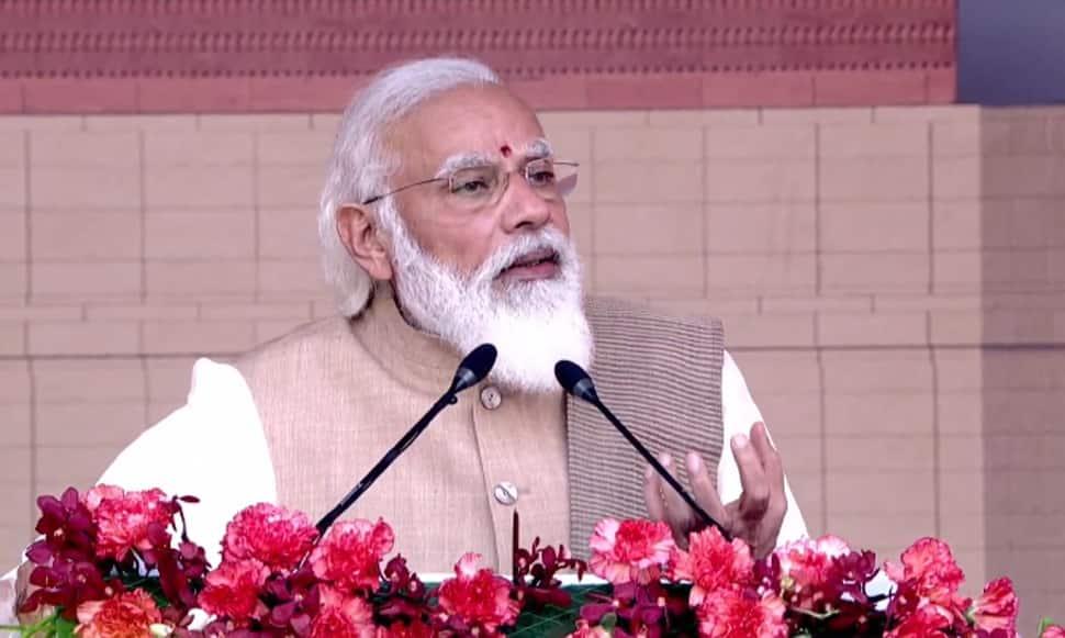 નવા સંસદ ભવનના શિલાન્યાસ પર PM મોદીએ કહ્યું- 130 કરોડ દેશવાસીઓ માટે ગર્વનો દિવસ