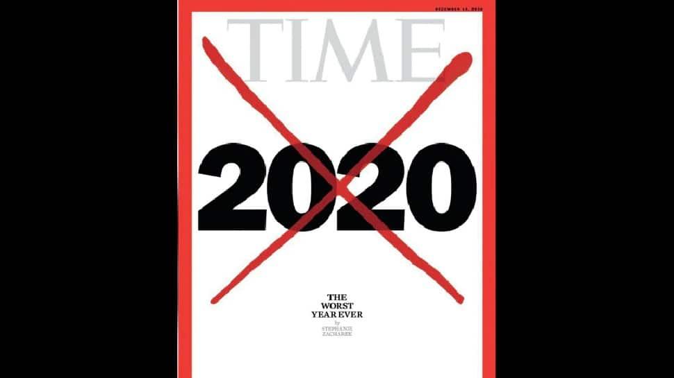 TIME Magazine એ પોતાના કવર પેજ પર કેમ લગાવ્યું Red Cross? જાણો શું છે સમગ્ર ઘટના