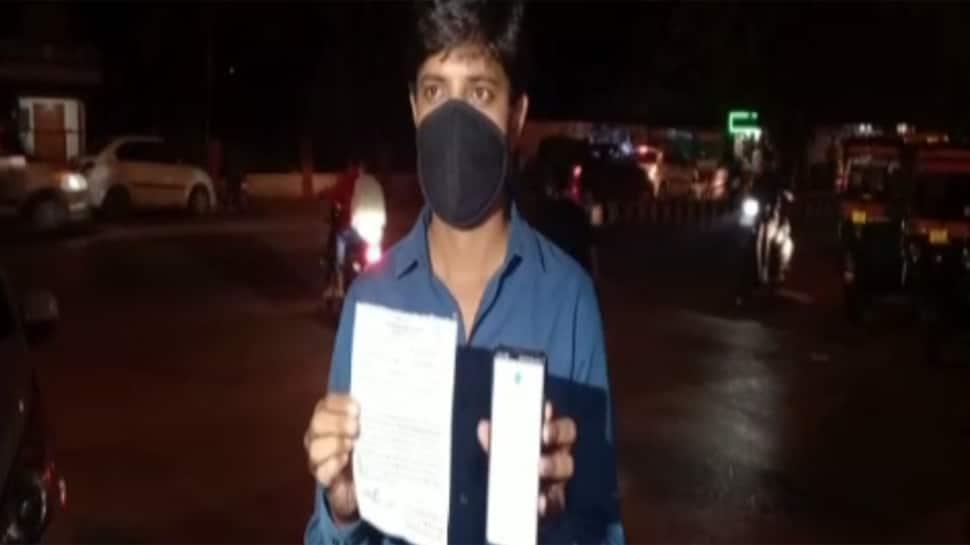 વડોદરા: પોલીસ કર્મચારીએ ઓનલાઇન દંડના નાણા બુટલેગરનાં ખાતામાં જમા કરાવ્યા, અનેક તર્ક વિતર્ક
