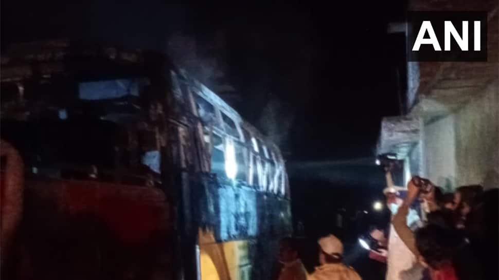 Rajasthan Bus Accident: ચાલુ બસમાં વીજળીના કરંટથી મળ્યું દર્દનાક મોત, 6 સળગી મર્યાં