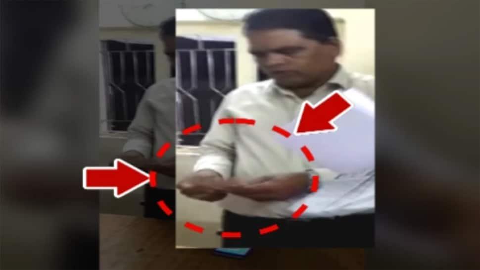 સુરત પોલીસની આબરુના ધજાગરા ઉડાડતો વીડિયો વાયરલ