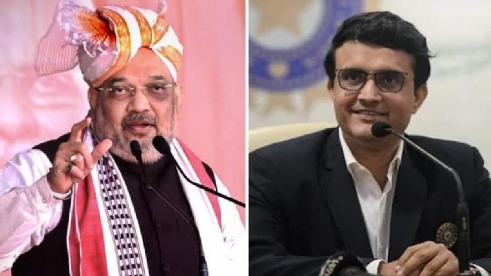 Bengal Election: અમિત શાહ 30 જાન્યુઆરીએ પોતાના બંગાળ પ્રવાસ દરમિયાન ગાંગુલી સાથે કરી શકે છે મુલાકાત