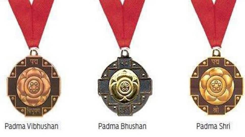 Padma awards to 5 Gujaratis
