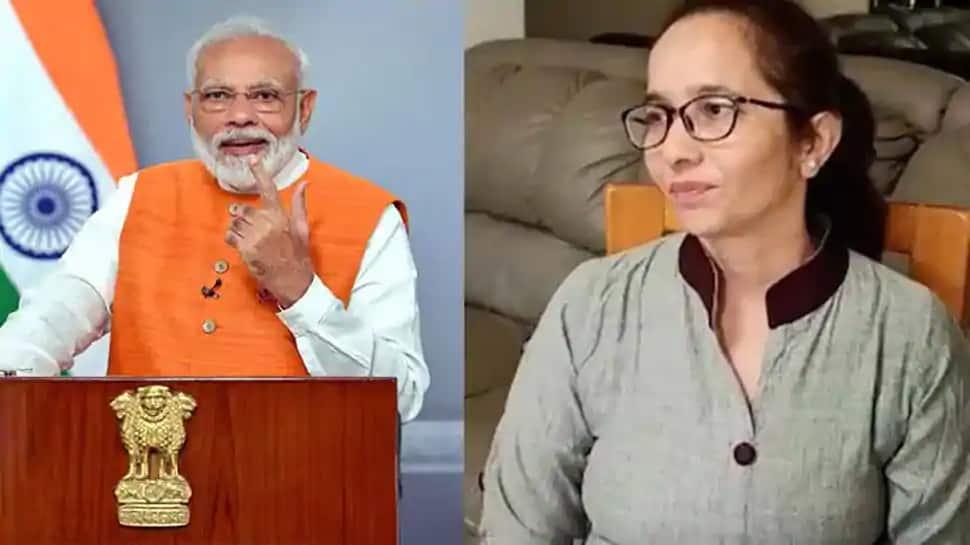 વ્હાલાદવલાના રાજકારણમાં ભાજપે PM Modi ની ભત્રીજીને ન આપી ટિકિટ