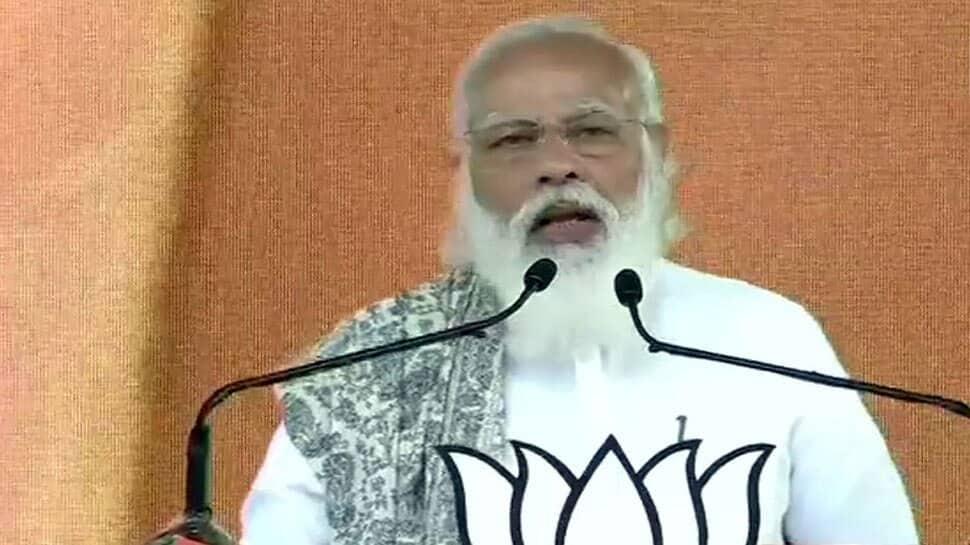 Mamta Banerjee ના પહોંચ્યા PM મોદી, કહ્યું- ઉત્તરાખંડ માટે આખો દેશ પ્રાર્થના કરી રહ્યો છે