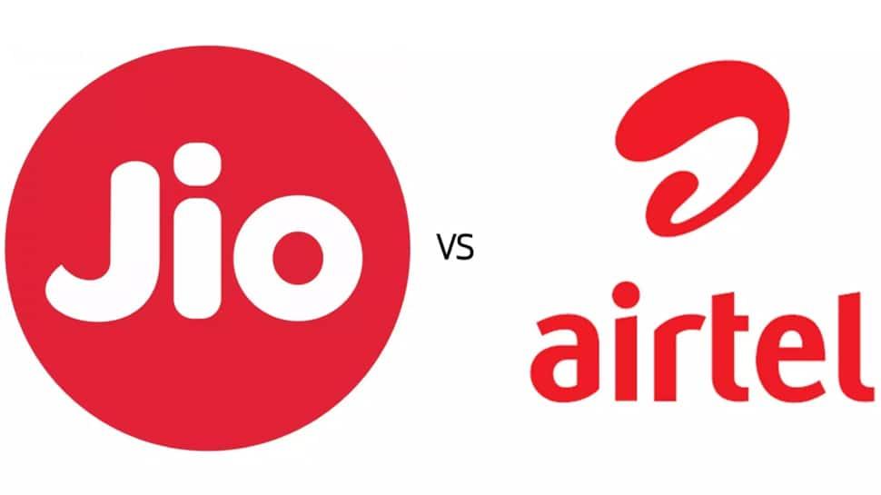 Airtel vs Jio: Prepaid plans of Rs 349 and Rs 599