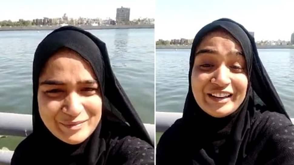 Ahmedabad : પતિને અલવિદાનો વીડિયો મોકલીને મહિલા સાબરમતી નદીમાં કૂદી