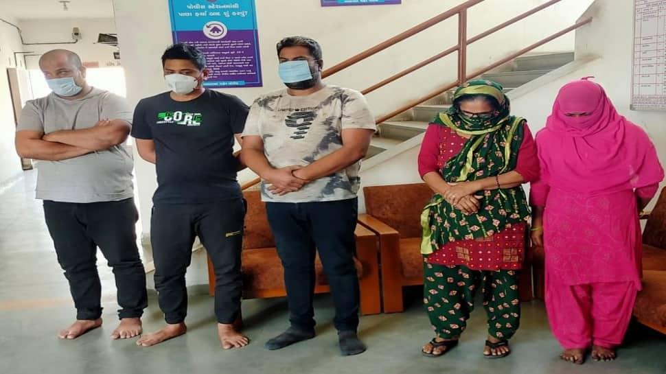 Ahmedabad: વ્યાજખોરીના દૂષણમાં વધુ એક વેપારીનો આપઘાત, સરખેજ પોલીસે પાંચ આરોપીની ધરપકડ