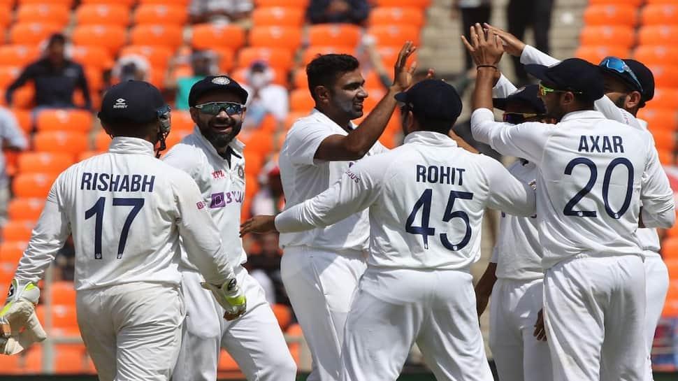 INDvsENG: સ્પિનરો સામે ઈંગ્લેન્ડ ફેલ, ભારતનો ઈનિંગ અને 25 રને વિજય, શ્રેણી 3-1થી કરી કબજે