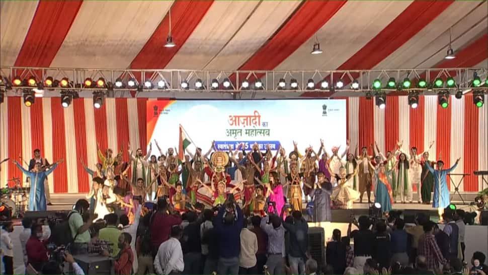 Azadi ka Amrut Mahotsav live: ગુજરાત હંમેશા દેશને નેતૃત્વ આપતું આવ્યું છે અને આગળ પણ આપશે- સીએમ વિજય રૂપાણી