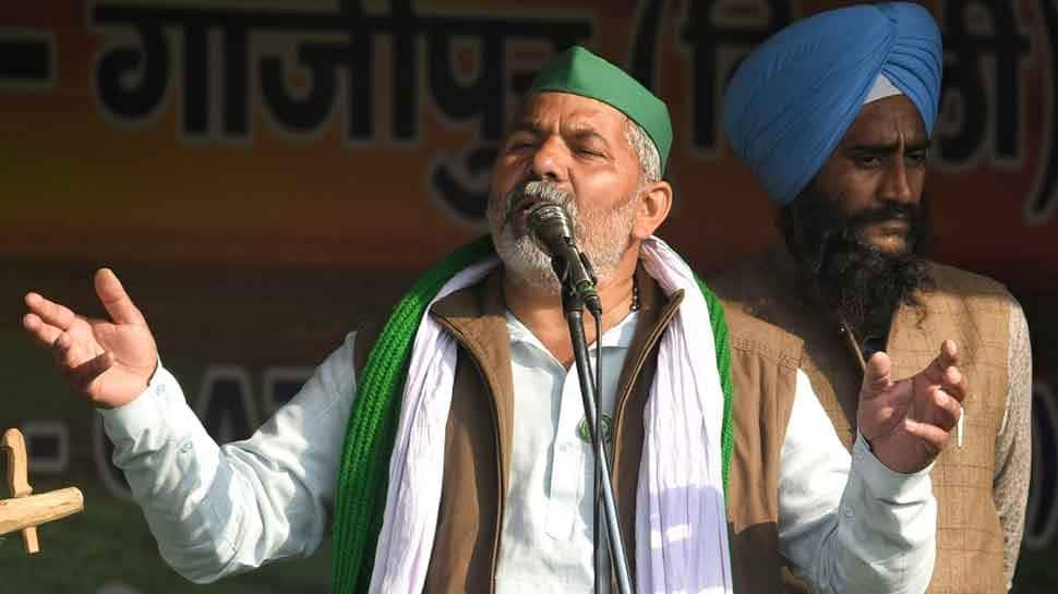 Farmers Protest: ખેડૂતોએ વિપક્ષનું સંપૂર્ણ સમર્થન મળી રહ્યું નથી, તપાસથી ડરેલા છે નેતા: રાકેશ ટિકૈત