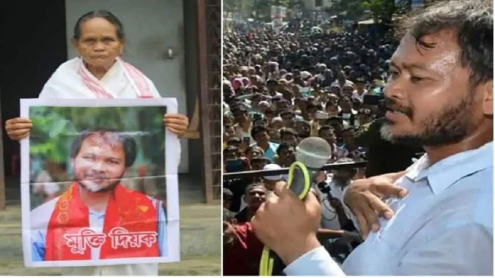 Assam Election: જેલમાં બંધ પોતાના પુત્રને ચૂંટણી જીતાડવા ઘરે-ઘરે ફરી રહ્યાં છે 84 વર્ષીય માતા, આ છે ઈચ્છા