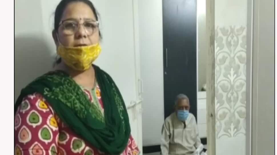 અમદાવાદની SVP હોસ્પિટલમાં બેડ માટે તડપે છે કોરોના દર્દીઓ, મહિલાનો સણસણતો આરોપ