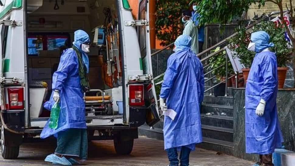 Coronavirus તોડી રહ્યો છે તેના તમામ રેકોર્ડ, રાજ્યમાં 2252 નવા કેસ, 8 દર્દીઓના મોત