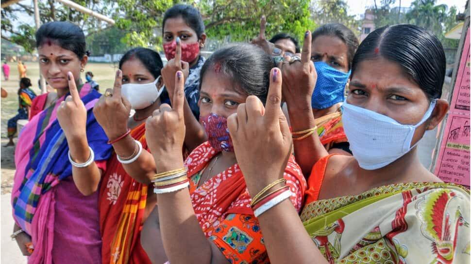 WB-Assam Polls 2nd Phase Live: બંગાળ-12 વાગ્યા સુધીમાં પ.બંગાળમાં 37.42 અને અસમમાં  27.45 ટકા મતદાન નોંધાયું