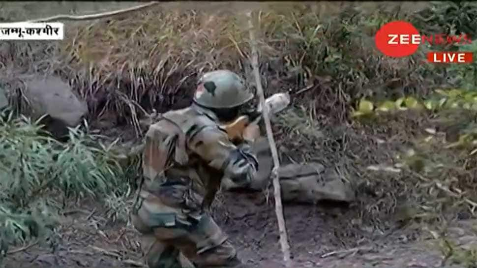 Jammu-Kashmir: પુલવામામાં સુરક્ષાદળોને મળી મોટી સફળતા, અથડામણમાં 3 આતંકીઓ ઠાર