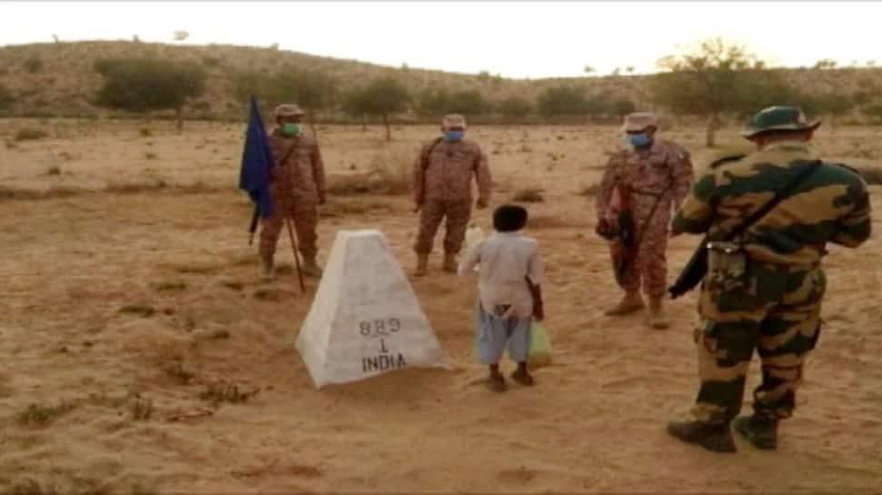 રસ્તો ભૂલેલા 8 વર્ષના પાકિસ્તાની બાળકને BSFએ ભોજન કરાવી પરત મોકલ્યો, ભારતનો ગેમરારામ ક્યારે આવશે?