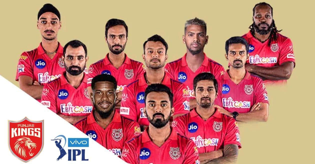 IPL 2021માં જાણો પંજાબ કિંગ્સની ટીમમાં કોણ IN અને કોણ થયું OUT