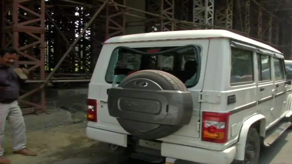 West Bengal Assembly Elections 2021 Live: બંગાળમાં મતદાન વચ્ચે BJP સાંસદની ગાડી પર હુમલો, TMC પર આરોપ