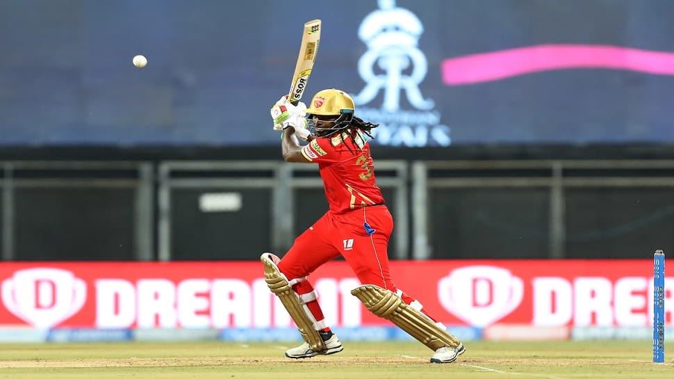 IPL 2021: આઈપીએલમાં 350 સિક્સ ફટકારનાર પ્રથમ ખેલાડી બન્યો ક્રિસ ગેલ