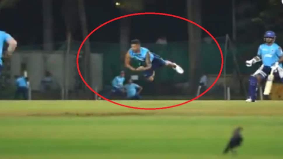 IPL 2021: ઉમેશ યાદવનો આ વીડિયો જોઈ તમે પણ થઈ જશો આશ્ચર્યચકિત, Video થયો વાયરલ
