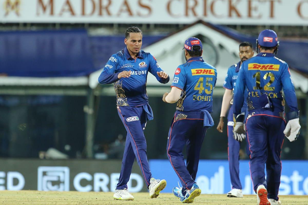 IPL 14 KKR vs MI: કોલકત્તાએ હાથમાં આવેલી બાજી ગુમાવી, મુંબઈનો 10 રને રોમાંચક વિજય