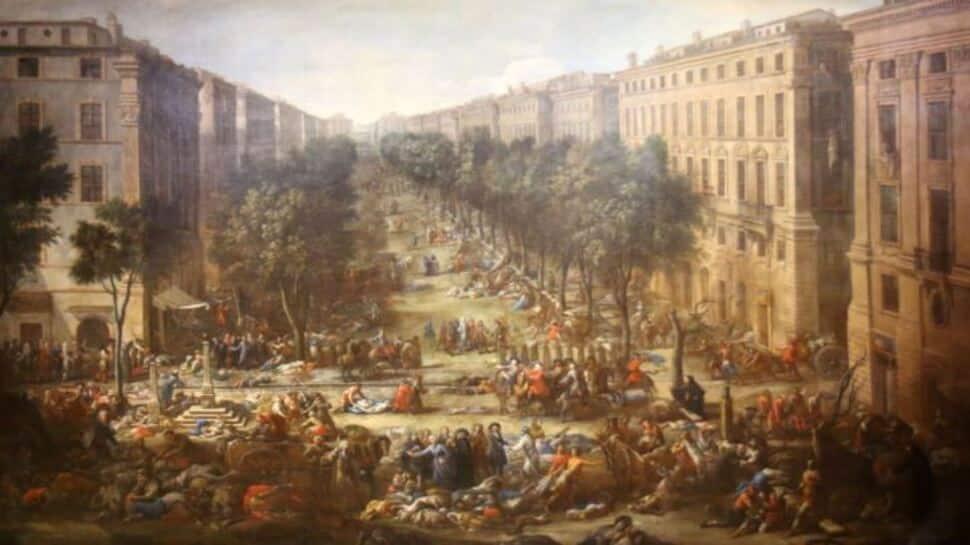 1720 માર્સિલે પ્લેગ