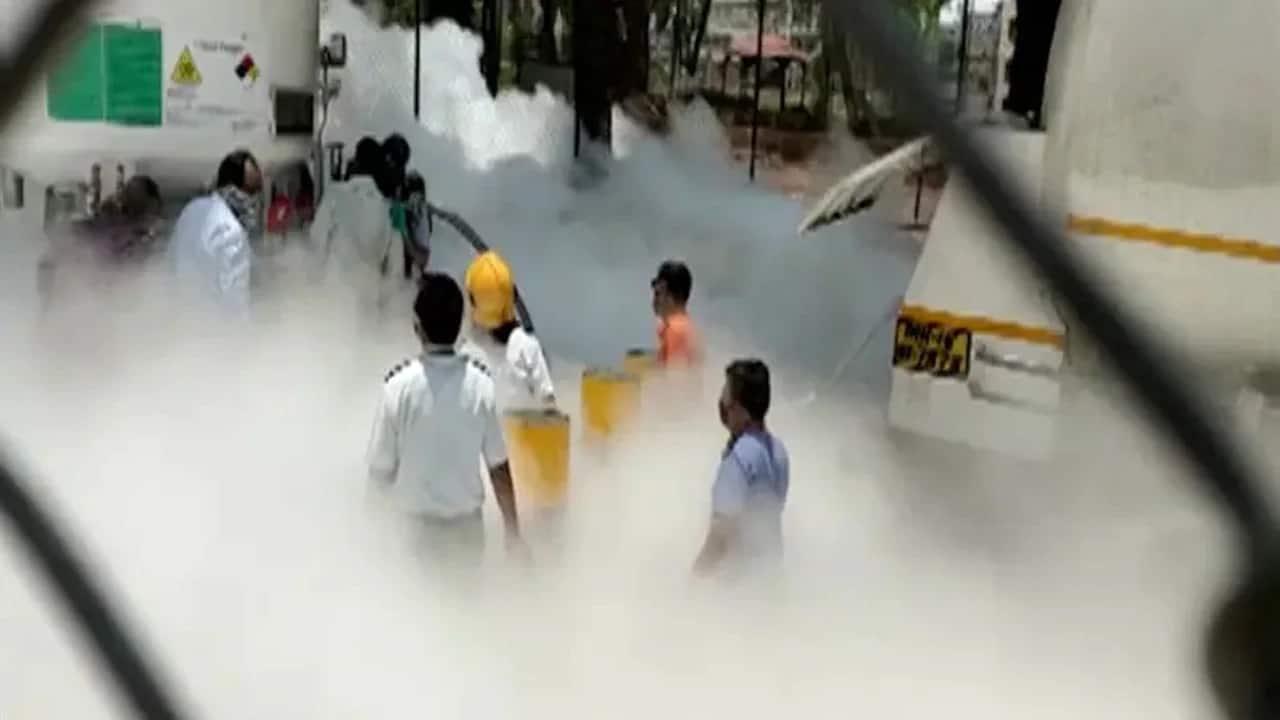 Maharashtra: નાસિકની હોસ્પિટલમાં ઓક્સિજન ટેન્ક લીક, અત્યાર સુધીમાં 22 દર્દીના મોત
