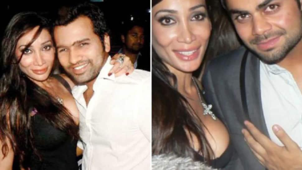 Ritika Sajdeh થી પહેલા આ એક્ટ્રેસ હતી Rohit Sharma નો પ્રેમ, Virat Kohli એ કરાવ્યું હતું બ્રેકઅપ