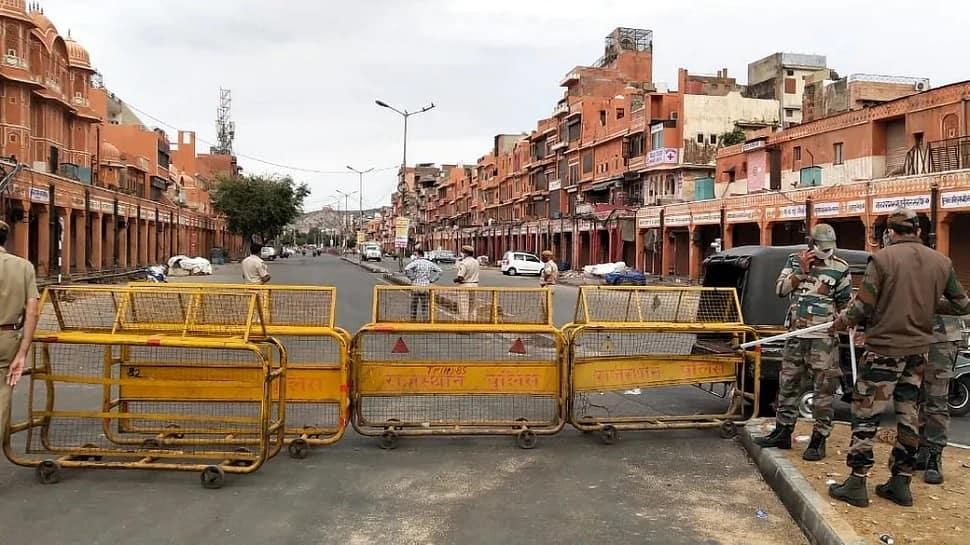 Lockdown: રાજસ્થાનમાં 10 મેથી 24 મે સુધી લૉકડાઉન, લગ્ન સમારોહ પર પણ પ્રતિબંધ