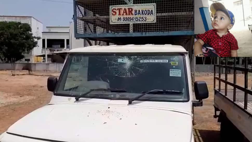 યમ બની ટેમ્પોએ બાળકને કચડી નાખ્યો, સમગ્ર ઘટના સીસીટીવીમાં થઇ કેદ