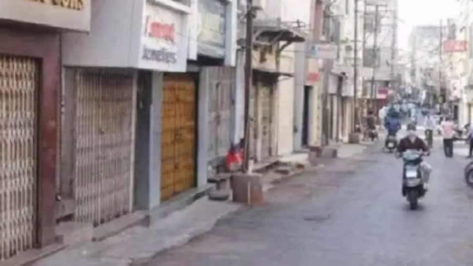 Rajkot માં વેપારીઓએ કર્યો મિની લોકડાઉનનો વિરોધ, કહ્યું- દુકાનો ખોલવાની મંજૂરી આપો