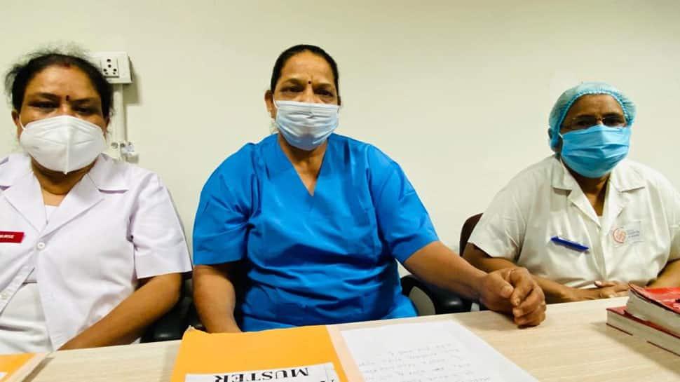 અમદાવાદની 3 નર્સની માનવતા : નિવૃત્ત બાદ ફરજના સાદે હોસ્પિટલમાં દોડી આવ્યા