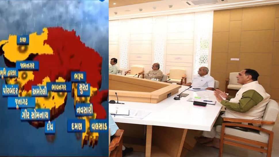 ત્રણ મોરચે ગુજરાત સરકારની અગ્નિપરીક્ષા... વાવાઝોડું, કોરોના અને મ્યુકોરમાઈકોસિસ