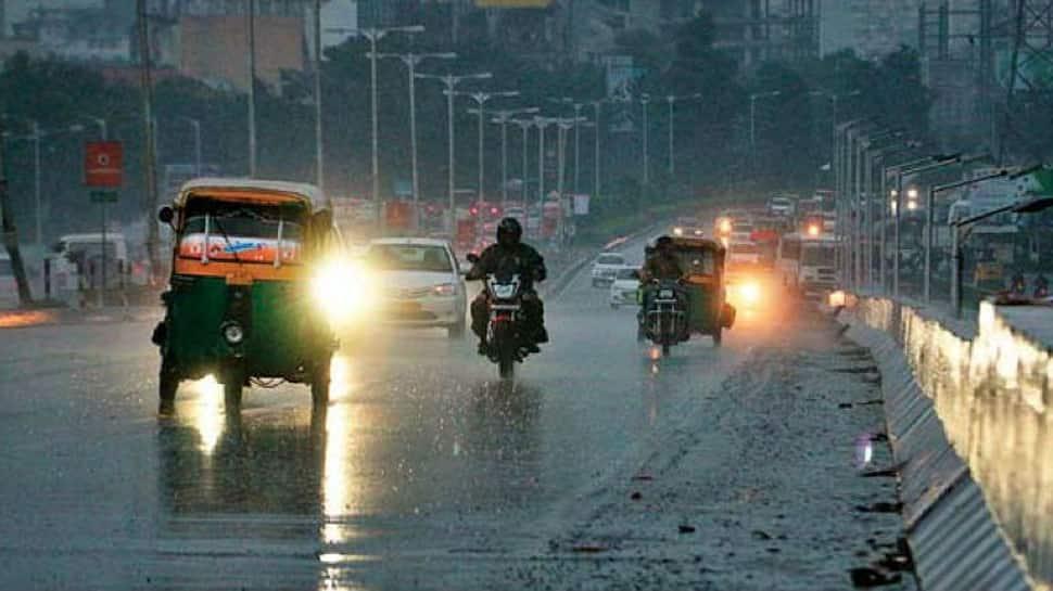 તૌકતે વાવાઝોડાના પગલે 21 જિલ્લાના 84 તાલુકામાં વરસાદ નોંધાયો, 6 તાલુકામાં એક ઇંચ જેટલો વરસાદ
