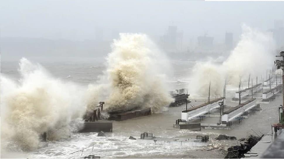 Cyclone Tauktae In Mumbai: મહારાષ્ટ્રમાં વાવાઝોડા તૌકતેને કારણે તબાહી, 6 લોકોના મોત અનેક ઘરોને નુકસાન