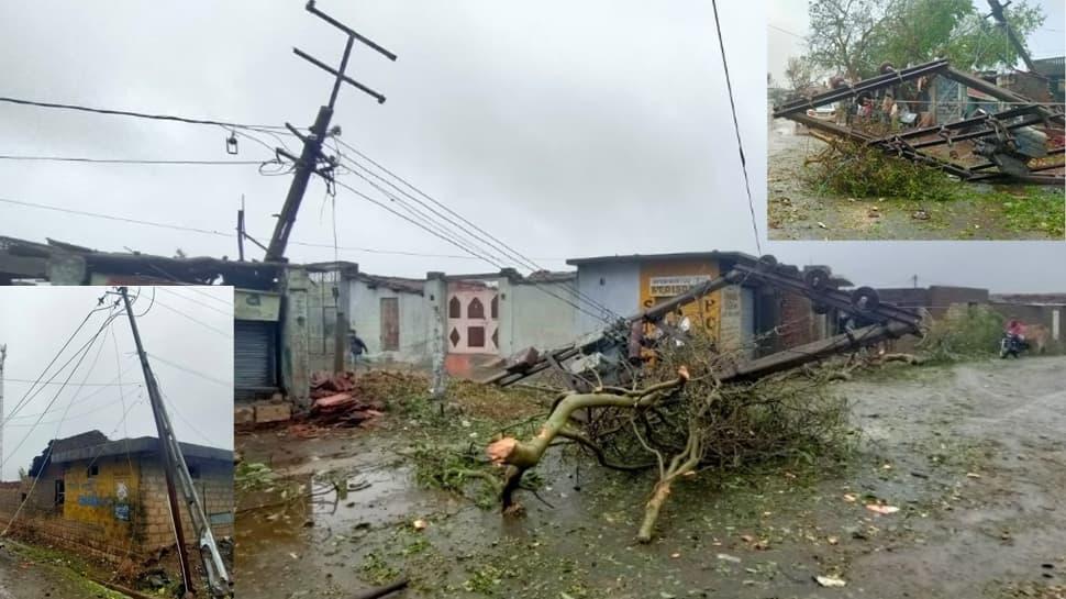 Cyclone Tauktae: સબ સ્ટેશનમાં પાણી ભરાયા, વાવાઝોડાના લીધે 3850 ગામોમાં છવાયો અંધારપટ