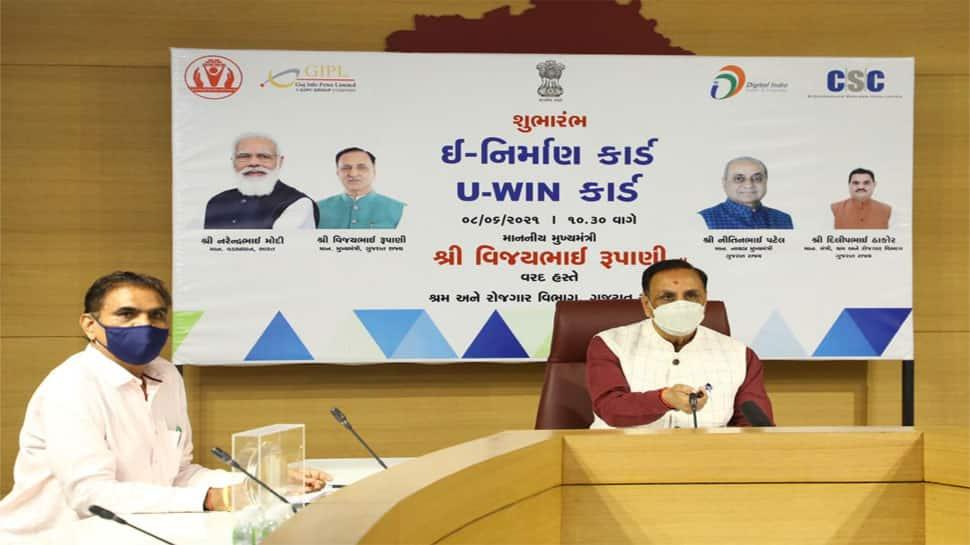 ગુજરાતભરના શ્રમિકો માટે સરકારે લોન્ચ કર્યું પોર્ટલ અને મોબાઈલ એપ
