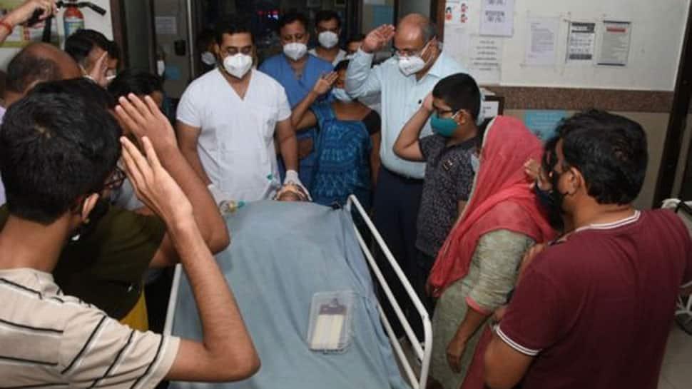 SURAT: શહેરથી ધબકતું હૃદય 92 મિનિટમાં 300 કિ.મી દુર મુંબઇમાં ટ્રાન્સપ્લાન્ટ કરાયું, 6 લોકોને નવજીવન