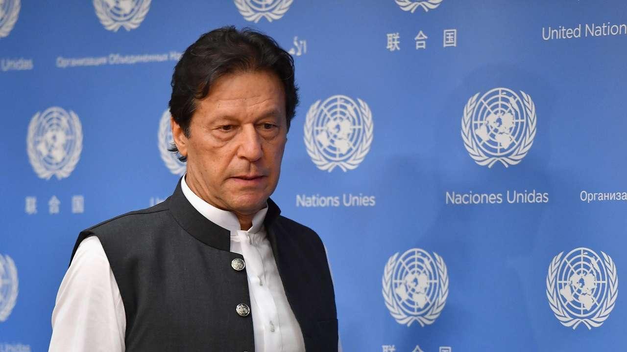 તાલિબાનને બચાવી રહ્યું છે પાકિસ્તાન? ઇમરાને કહ્યું- અમારી જમીનથી અમેરિકાને હુમલો કરવાની મંજૂરી નહીં