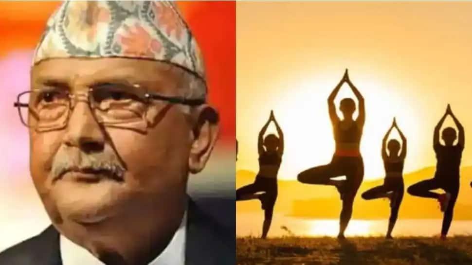 નેપાળના PM KP Sharma Oli નો નવો દાવો, કહ્યું- ભારતમાં નથી થઈ યોગની ઉત્પત્તિ