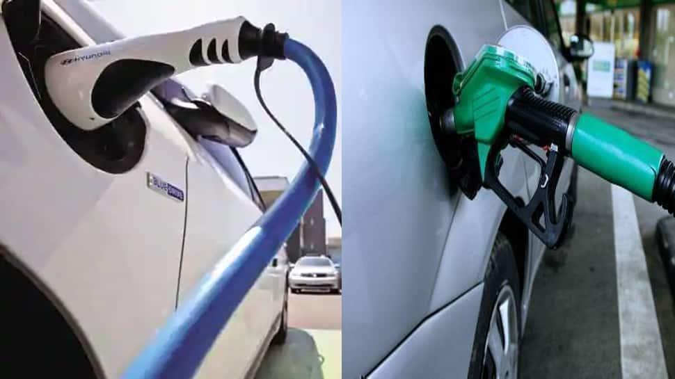 Petrol-Diesel Car V/S E Car: કેટલી સસ્તી પડશે ઇ-કાર, અહીં સમજો સરળ ભાષામાં
