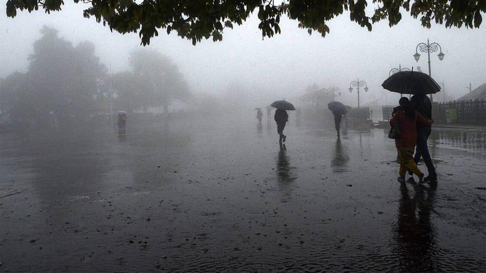 2 કલાકમાં 23 તાલુકામાં વરસાદ, સૌથી વધુ પલસાણામાં પોણા ચાર ઈંચ ખાબક્યો