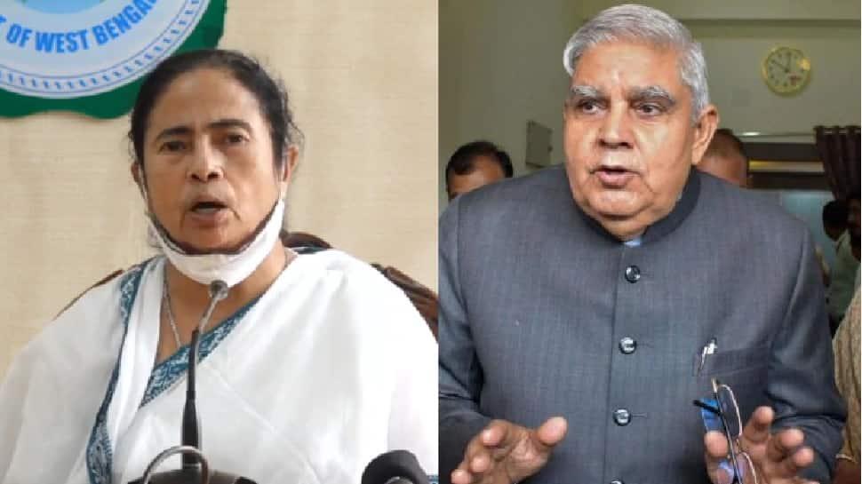 West Bengal: મુખ્યમંત્રી મમતા બેનર્જીએ કહ્યું- રાજ્યપાલ ભ્રષ્ટ છે, જૈન હવાલામાં આવ્યું હતું નામ, ધનખડે કર્યો પલટવાર