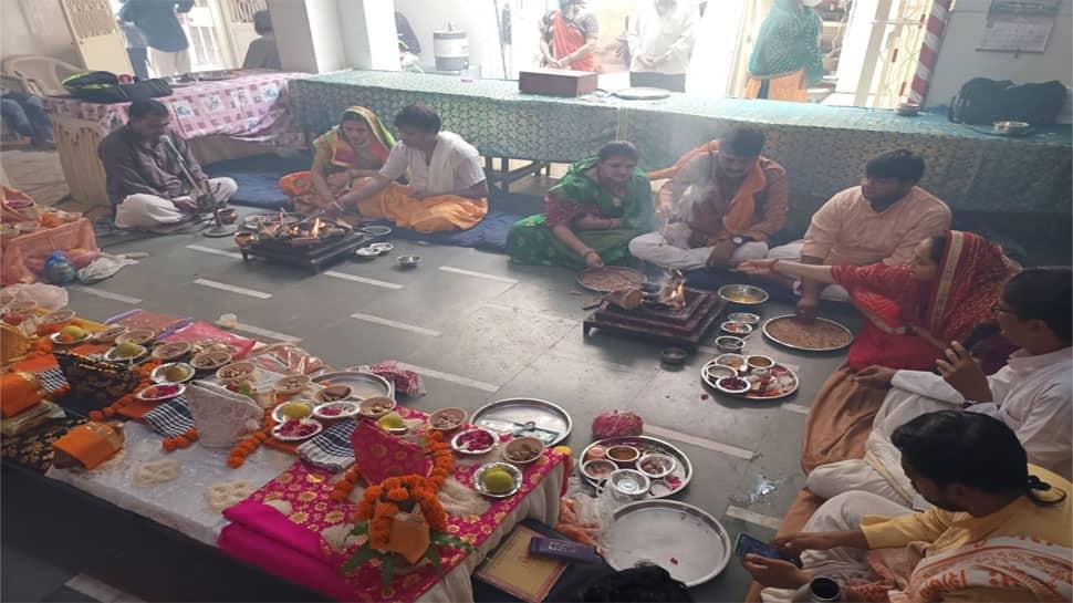 જૂનાગઢમાં આ વર્ષે નહિ નીકળે, પણ જગન્નાથ મંદિરમાં તમામ વિધિ પરંપરાગત રીતે કરાશે