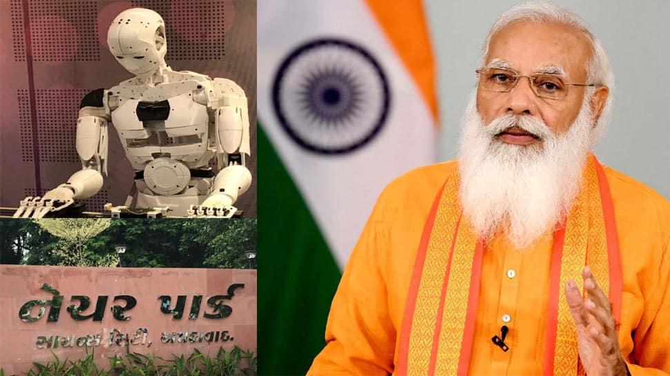 PM Modi આવતીકાલે એક્વાટિક્સ, રોબોટિક્સ ગેલેરી અને નેચર પાર્કનું કરશે ઉદઘાટન