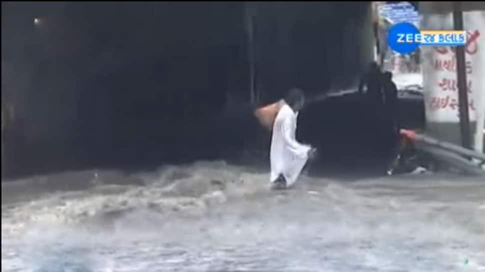 ગુજરાતમાં મહારાષ્ટ્ર જેવા વરસાદની આગાહી, આવી શકે છે પાણીનું સંકટ